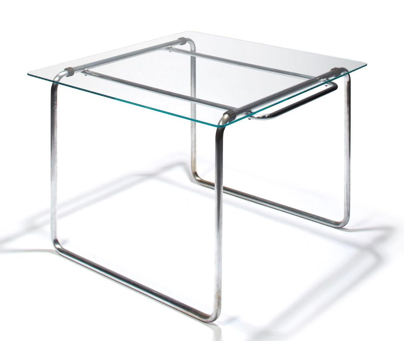 BREUER-Table-B19-section-carrée