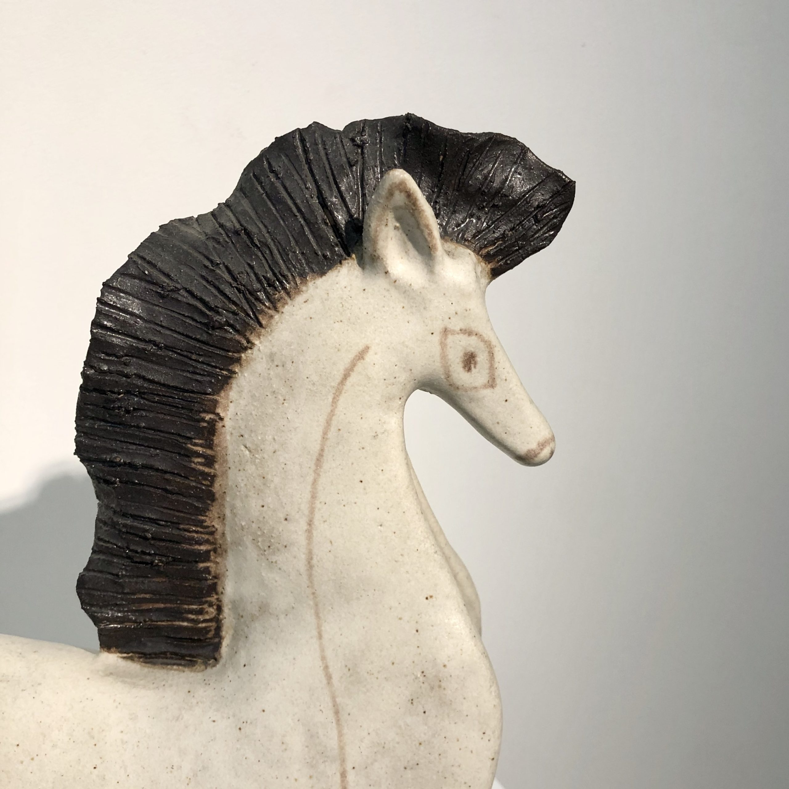 GAMBONE-cheval-noir-détail