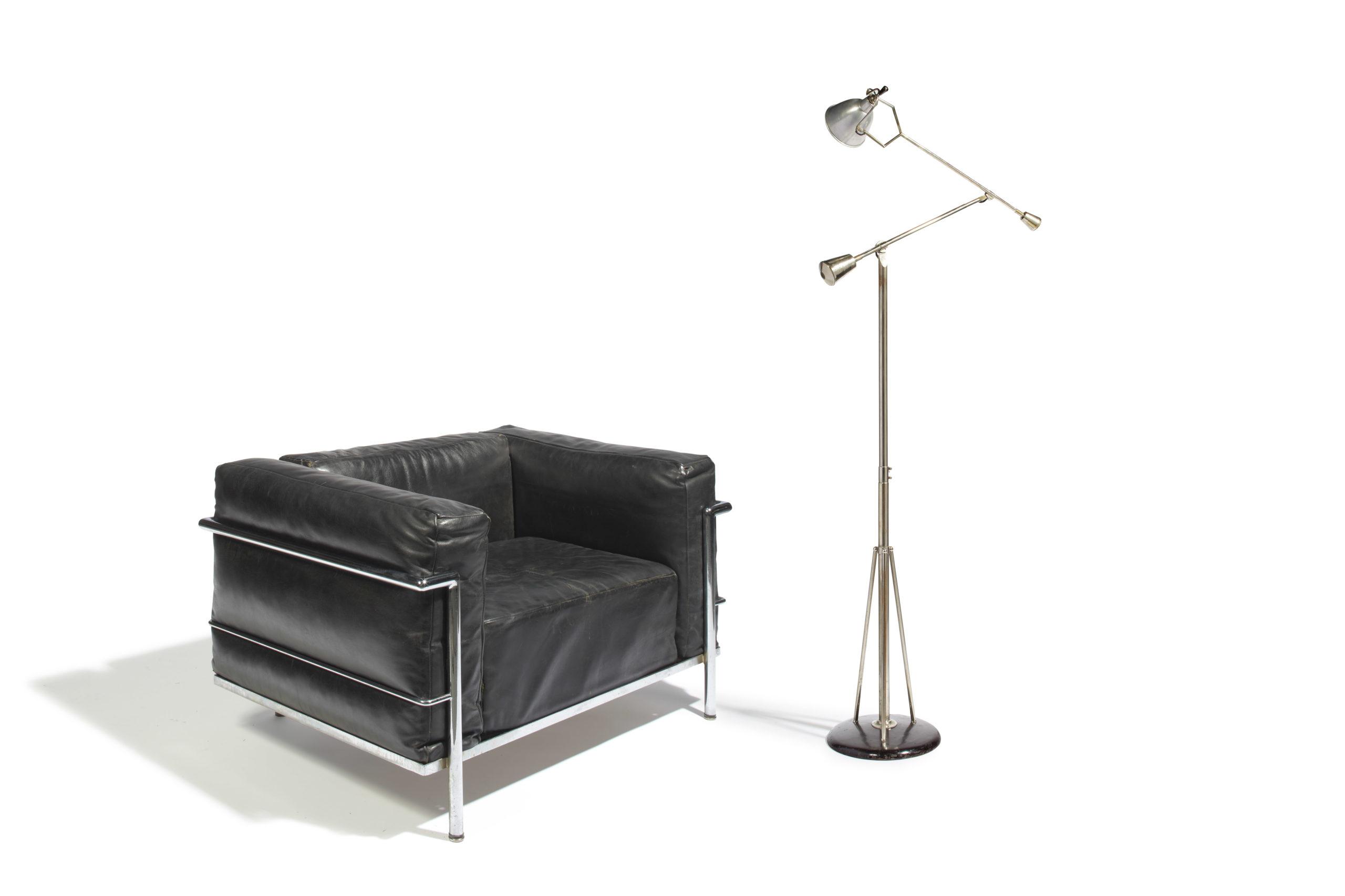 Le Corbusier LC3-paire et buquet