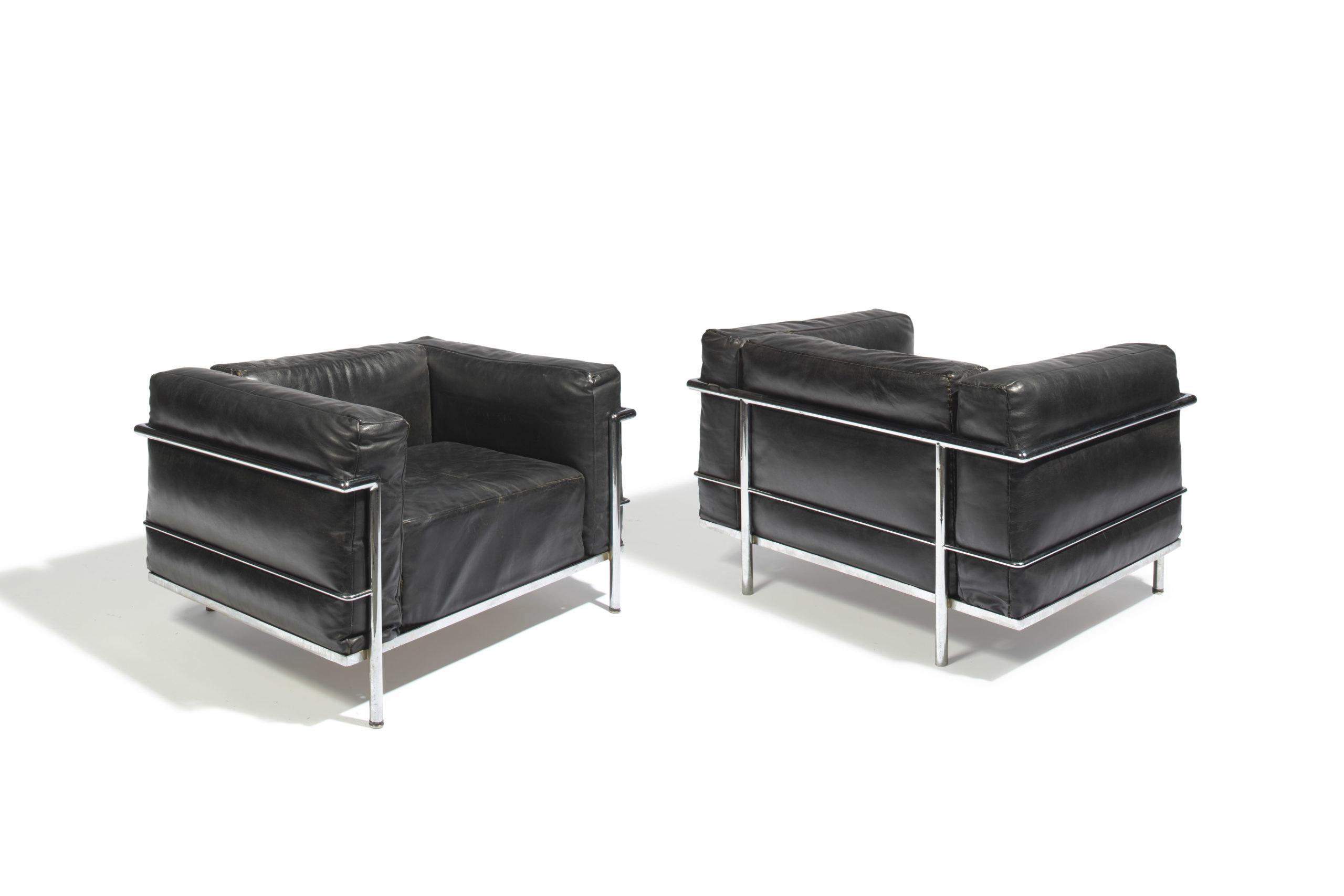 Le Corbusier LC3-paire
