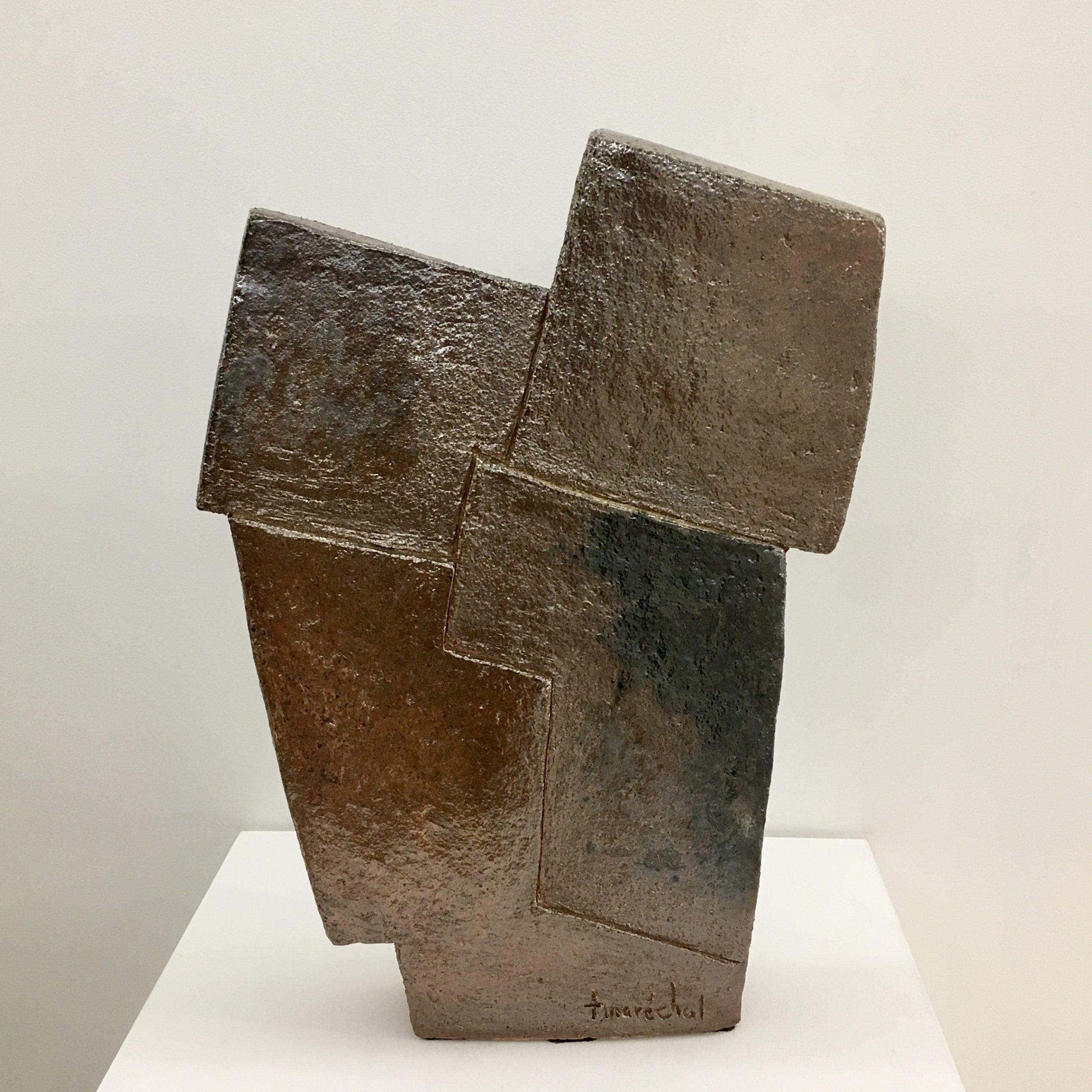 sculpture francois marechal galerie avenir dos