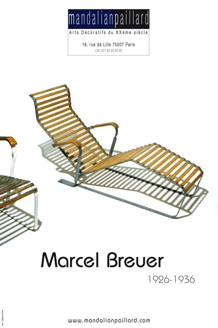 AFFICHE-Marcel-Breuer-novembre-2006