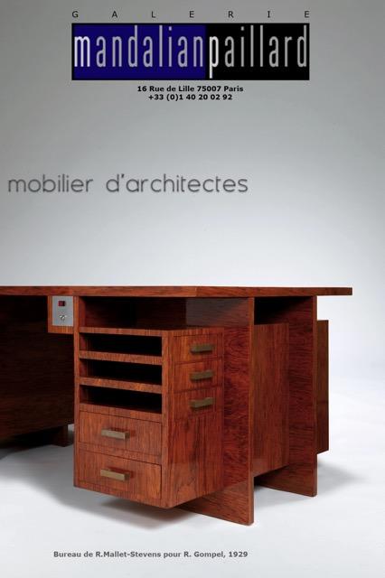 Exposition-mobilier-darchitectes-mandalian-galerie-avenir