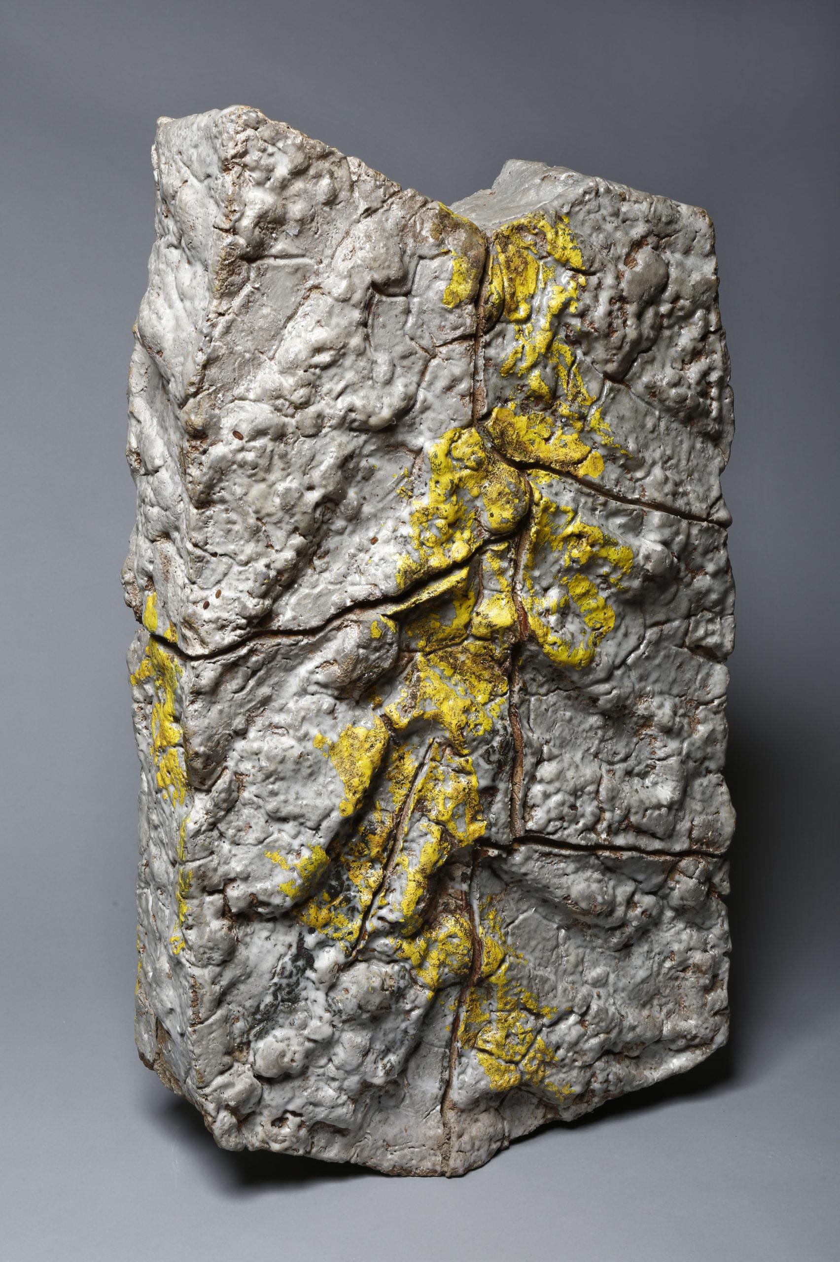 Monolithe Alain Gaudebert - Galerie Avenir - © Philippe Cibille