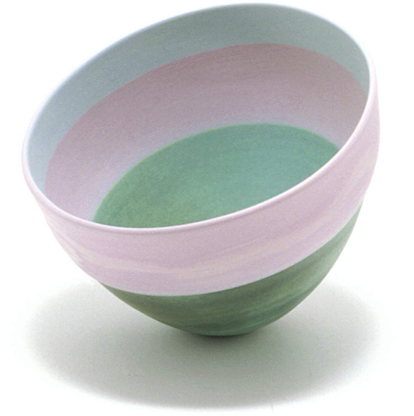 Coupe gris, rose, vert (n°V59)